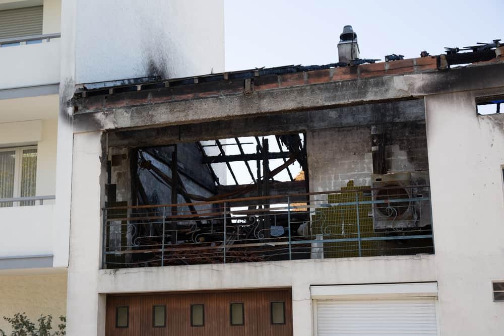 שיקום מבנים לאחר שריפה